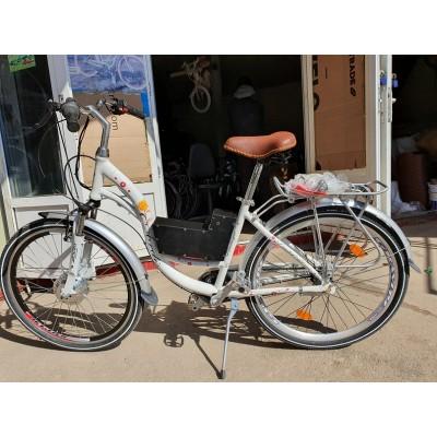Электровелосипед ELVA Ardis Vintage 700 Elvabike.com
