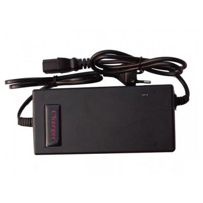 Автоматическое  зарядное устройство для литий железофосфатных  АКБ на 48V Elvabike.com
