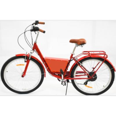 Электровелосипед ELVA LUX AM 36V/350W 10AH Elvabike.com