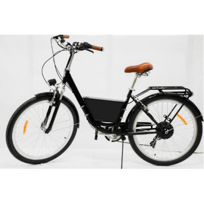 Электровелосипед ELVA LUX AM 36V/500W 15AH Elvabike.com