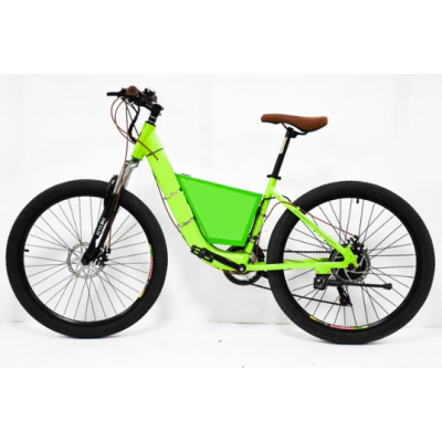 "Электровелосипед 26"" ELVA KEYO 36V/500W 15AH Elvabike.com"