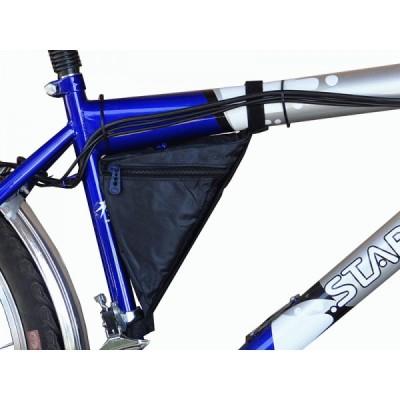 Сумка треугольная на раму Elvabike.com