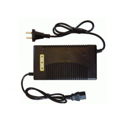 Автоматическое зарядное устройство для свинцово-кислотных АКБ на 48V (1.8A) Elvabike.com