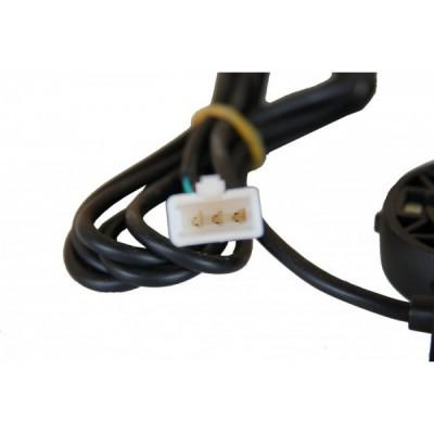 Переключатель 3-х позиционный. Elvabike.com