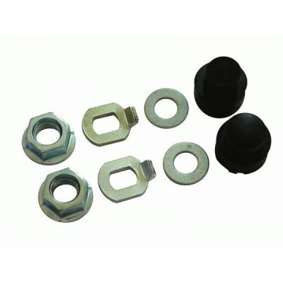 Полный набор крепежа для мотор колес с осью диаметром 12мм Elvabike.com