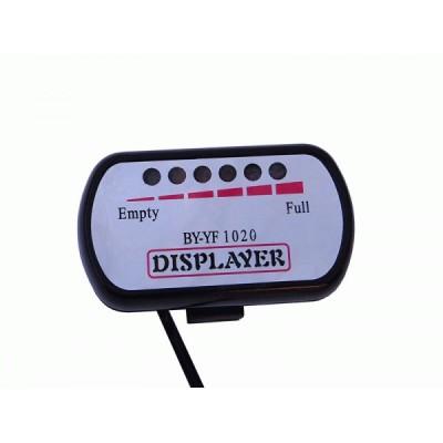 Светодиодный индикатор уровня зарядки аккумуляторной батареи на 24v Elvabike.com