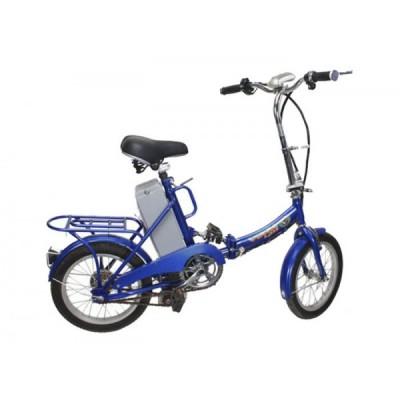 Электровелосипед складной Elvabike Мини 500 Elvabike.com