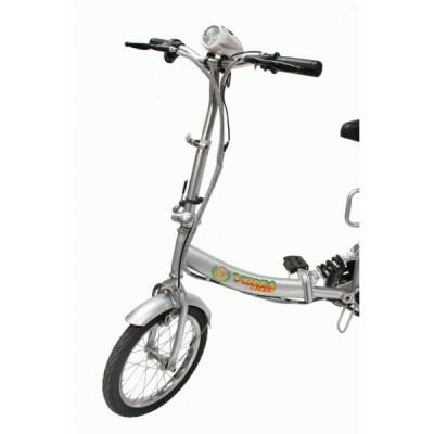 Электровелосипед складной Elvabike Стрит 500 Elvabike.com