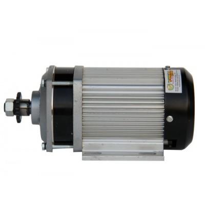 Электродвигатель 60v1200w с планетарным редуктором Elvabike.com