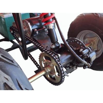 Звёздочка ведомая для   электроквадроциклов и электросамокатов Elvabike.com