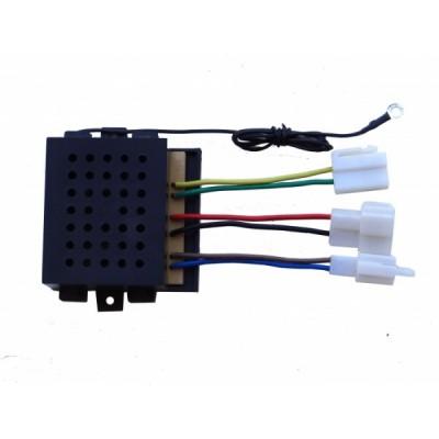 Контроллер Elvabike  12 V/50W для коллекторных электродвигателей постоянного тока. Elvabike.com