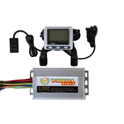 Контроллер Elvabike 36v600w с LCD дисплеем Elvabike.com