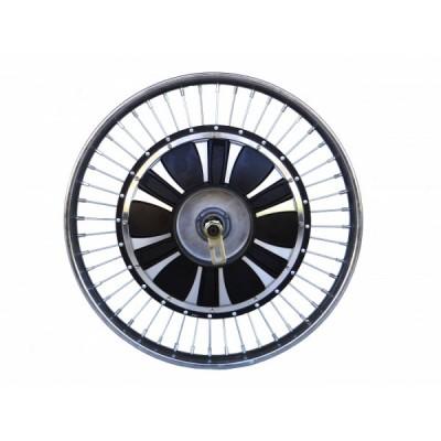 Мотор колесо Elvabike 60-96v 1000w(2100w) в мотто ободе 17&quot к грузовым электровелосипедам Elvabike.com
