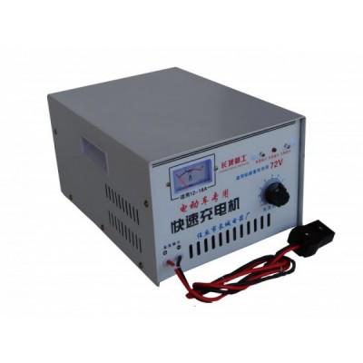 Автоматическое зарядное устройство для свинцово-кислотных АКБ на 72v (20A) Elvabike.com