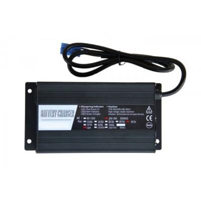 Автоматическое зарядное устройство для литий ионных АКБ на 60v (12A) Elvabike.com