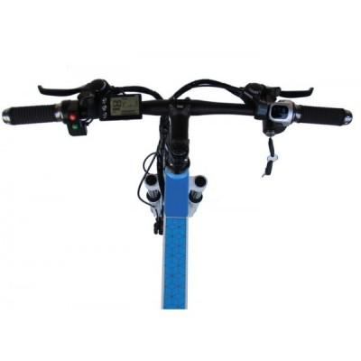 Электровелосипед складной Elvabike Кондор 750 Elvabike.com