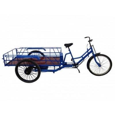 Велосипед грузовой трёхколёсный Elvabike Карго Elvabike.com