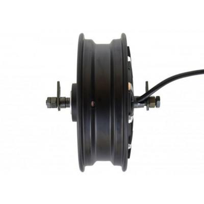 Мотор-колесо QS motor 60v3000w(6000w) с ободом 12' для электроскутера Elvabike.com