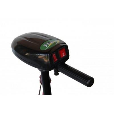 Лодочный электромотор Haibo T18. Elvabike.com