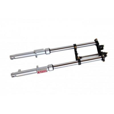 Передняя вилка для электроскутера с колесами 12&quot Elvabike.com