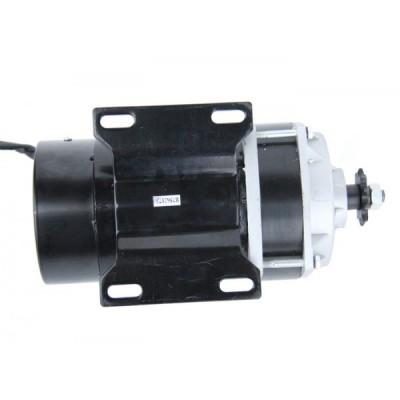 Электродвигатель постоянного тока 36v650w с планетарным редуктором Elvabike.com