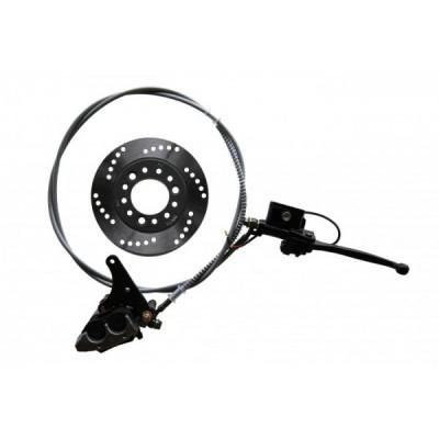 Дисковый тормоз в сборе, для скутерных мотор колёс Elvabike.com