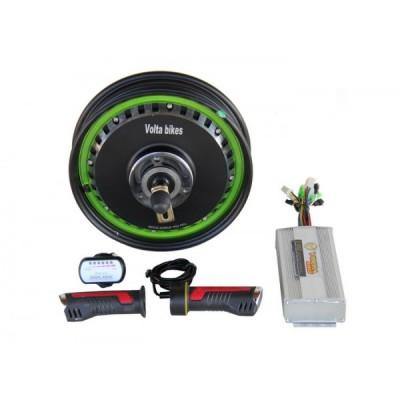 Электронабор со скутерным мотор-колесом 48v-72v1500w в ободе 12`` Elvabike.com