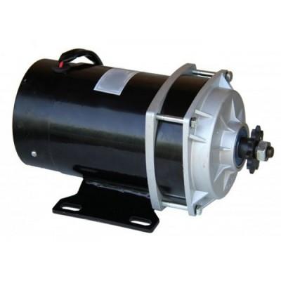 Электронабор с электродвигателем DC 36v650w, с планетарным редуктором. Elvabike.com