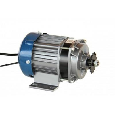Электронабор с электродвигателем BLDC 48v500w, с планетарным редуктором Elvabike.com