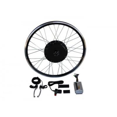 Электронабор с мотор-колесом 36-48v600/1250w в ободе 20'- 28' Elvabike.com