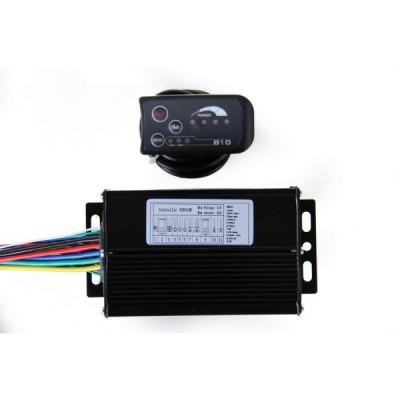 Контроллер Elvabike 36v/600w с LED дисплеем в комплекте Elvabike.com