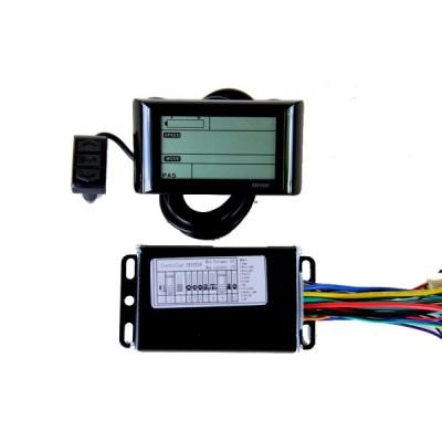 Контроллер Elvabike 36v/350w с LCD дисплеем в комплекте Elvabike.com