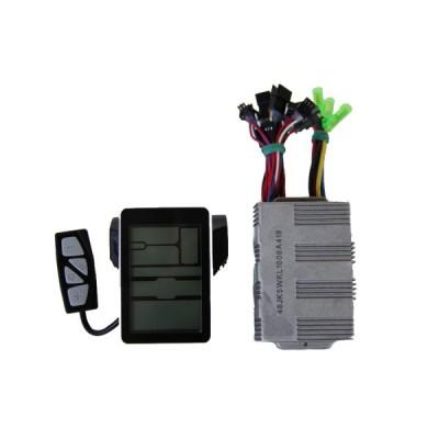 Контроллер Elvabike  48v/500w мини с LCD дисплеем в комплекте Elvabike.com