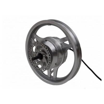 Электронабор заднее мотор-колесо Elvabike 36v350w в литом ободе 14&quot и переднее колесо 14&quot Elvabike.com