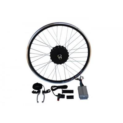 Электронабор с мотор-колесом MAC 48v1000/2000w в ободе 20'- 28' Elvabike.com