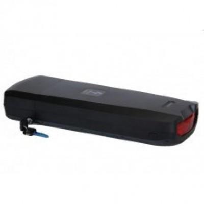 Литий ионный аккумулятор Elvabike 24v30Ah, на багажник, с отсеком для контроллера Elvabike.com