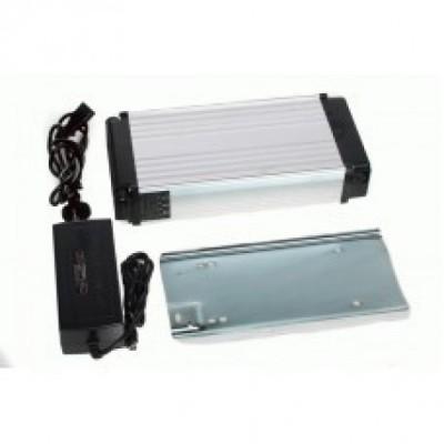 Литий-ионный аккумулятор LG, 24v19.2Ah, на багажник Elvabike.com