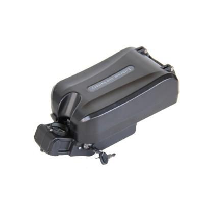Литий ионный аккумулятор Elvabike 48v12.5Ah, под седло Elvabike.com