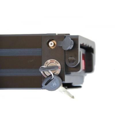 Литий ионный аккумулятор Elvabike 36v25Ah на багажник Elvabike.com