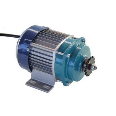 Электродвигатель 48v1500w с планетарным редуктором Elvabike.com