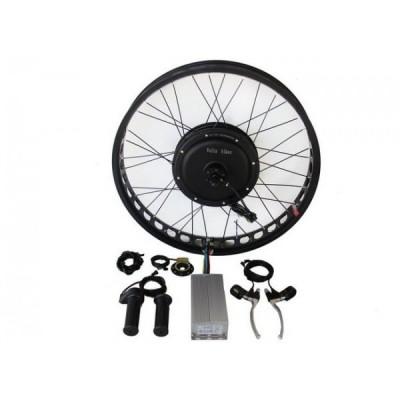 Электронабор с прямо-приводным мотор колесом Elvabike 48v1500w для фэтбайка Elvabike.com