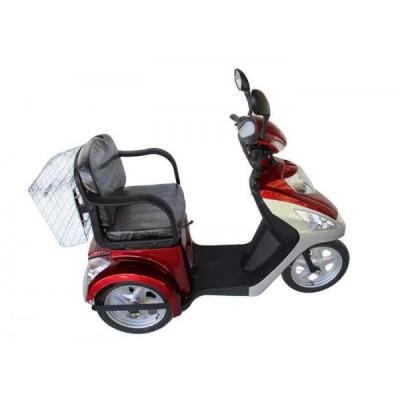 Электроскутер трехколесный Elvabike Санни Elvabike.com