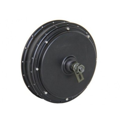 Заднее мотор колесо QS motor 60v-72v 3000w(6000w) Elvabike.com
