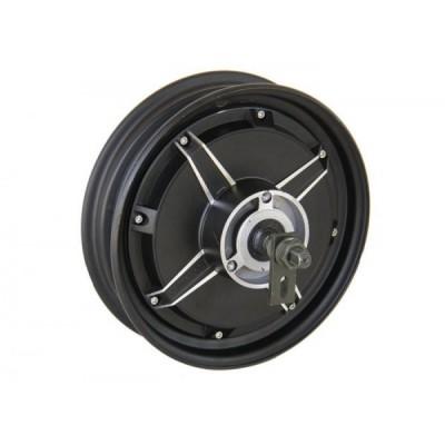 Мотор-колесо QS motor 48v2000w(4000w) с ободом 10' для электроскутера Elvabike.com