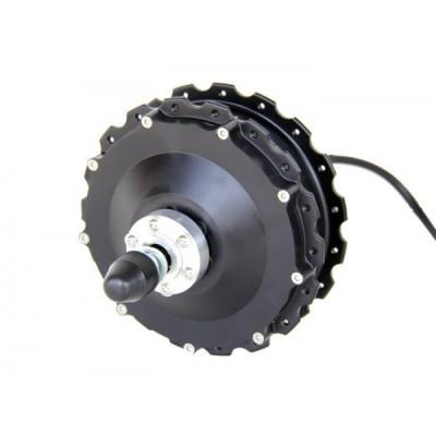 Заднее редукторное мотор колесо для фэтбайка МАС 48v1000w Elvabike.com