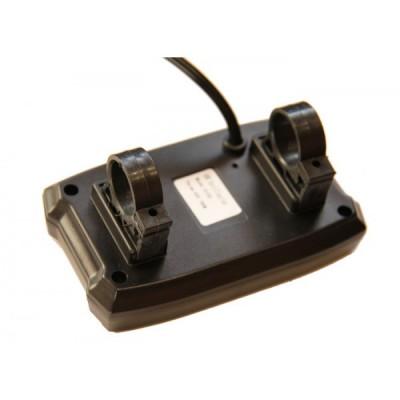 Универсальный  LCD дисплей для электротранспорта  с напряжением питания 60v Elvabike.com