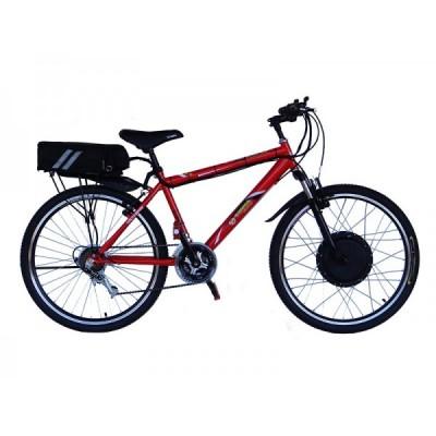 Полный электронабор с мотор-колесом 36v600/1250w в ободе 20'-28' и аккумуляторами 36v13Ah Elvabike.com
