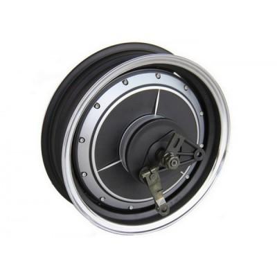 Мотор колесо QS motor 48v1500w(3000w) с ободом 13' для электроскутера Elvabike.com