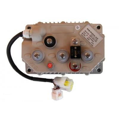 Программируемый синусный контроллер Kelly 24v-72v300A Elvabike.com