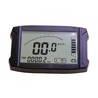 Универсальный LCD дисплей для электротранспорта с напряжением питания 36v Elvabike.com